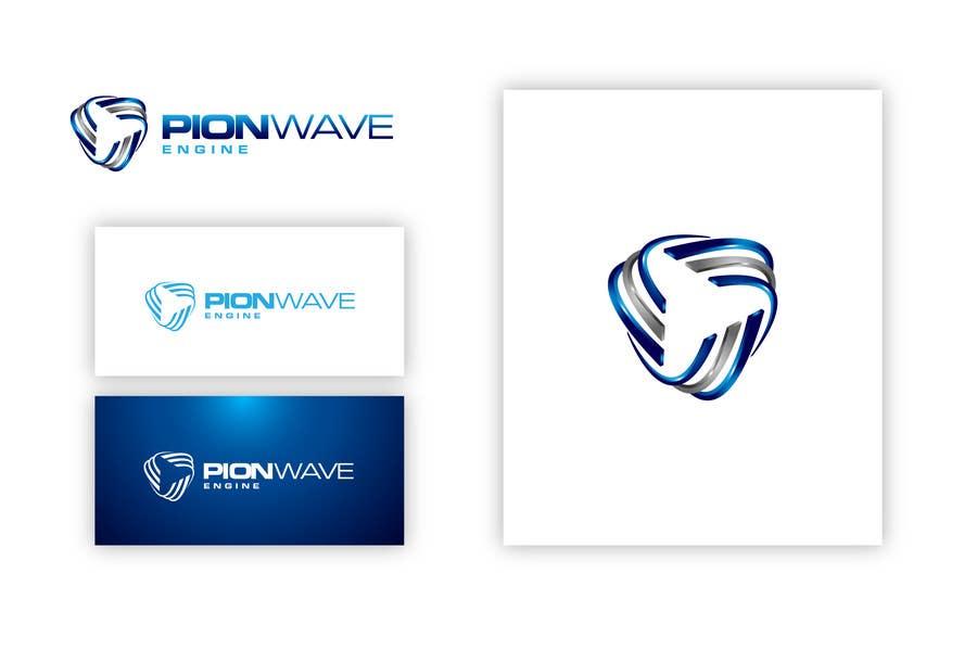 "#134 for Logo Design for ""PionWave Engine"" by maidenbrands"