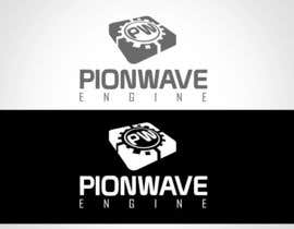 "nº 270 pour Logo Design for ""PionWave Engine"" par Anmech"