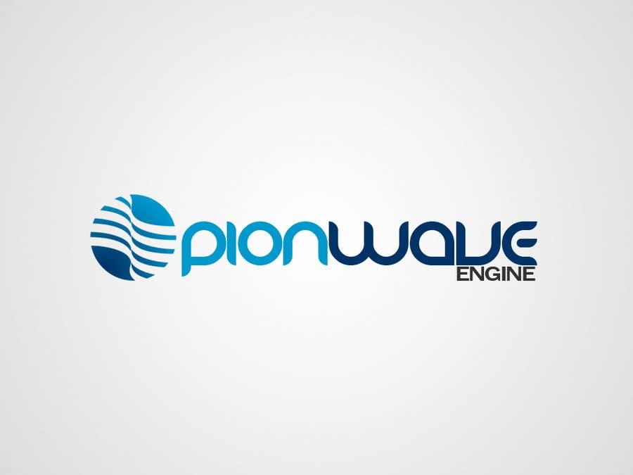 "#46 for Logo Design for ""PionWave Engine"" by mavrosa"
