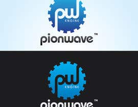 "#73 para Logo Design for ""PionWave Engine"" de dyymonn"