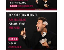 #40 cho Design Funny Mobile Interstitial & Banner for mobile poker club bởi thebharathi22