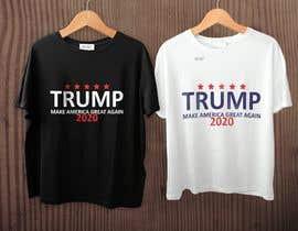 rubaiyatnur tarafından Trump 2020 Campaign T-shirt design için no 28