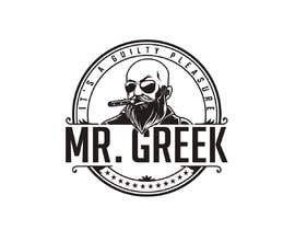 #107 for I need a logo for MR. GREEK by hasanmainul725