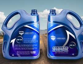 #105 for Label Design - Oil Lubricants af skuizy