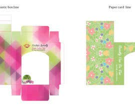 Nro 26 kilpailuun Create Print and Packaging Designs for Occhio Beauty - Tweezers Box käyttäjältä sunching801