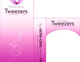 #19 cho Create Print and Packaging Designs for Occhio Beauty - Tweezers Box bởi iulian4d