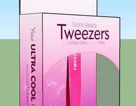 #20 pentru Create Print and Packaging Designs for Occhio Beauty - Tweezers Box de către iulian4d