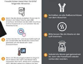 #9 for Flyer for Instructions to our Product by phshah90