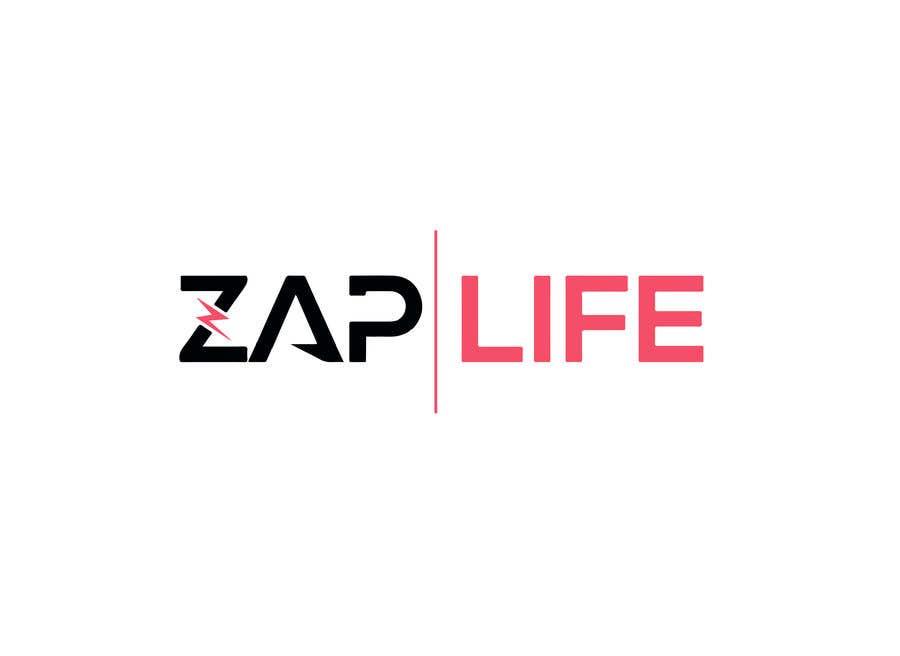 Contest Entry #                                        3                                      for                                         Zap_life logo