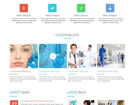 #20 for Redesign a WordPress Website with Visual Composer Plugin by syrwebdevelopmen