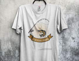 #54 for Design me an offshore fishing shirt by RhSourav