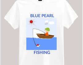 #65 cho Design me an offshore fishing shirt bởi Designfreakmohua