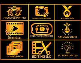 #59 cho Custom Icon Creation bởi morshedalam1796