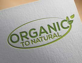 #224 cho logo design ( Organic to Natural ) bởi omarfaruksalim50