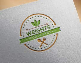 "#266 cho Logo Design for ""Weights for Plates"" bởi mdrahatkhan047"