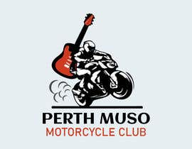 #8 for Logo for a Musician Motorbike Club by Elangelito27