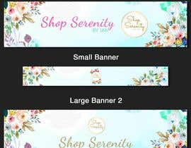 #53 for Etsy Shop Banner Design by naymulhasan670