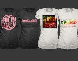 #49 cho Need two simple designs for tshirts bởi sajeebhasan166