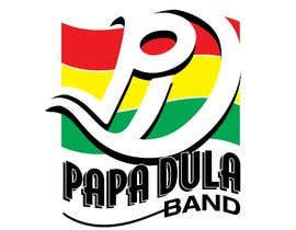 #103 for Bandlogo for a Reggae Band: Papa Dula Band by scarletbamboo50