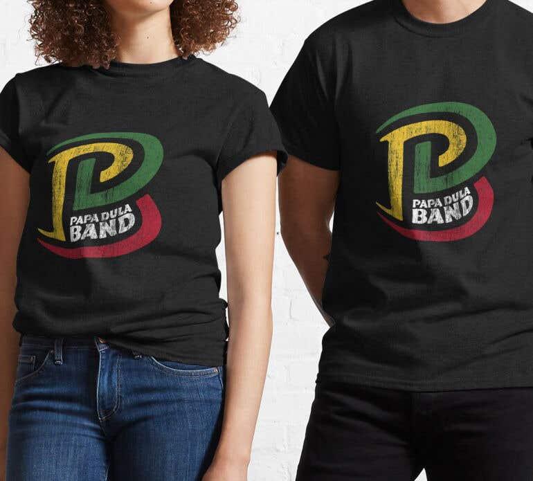 Bài tham dự cuộc thi #                                        125                                      cho                                         Bandlogo for a Reggae Band: Papa Dula Band