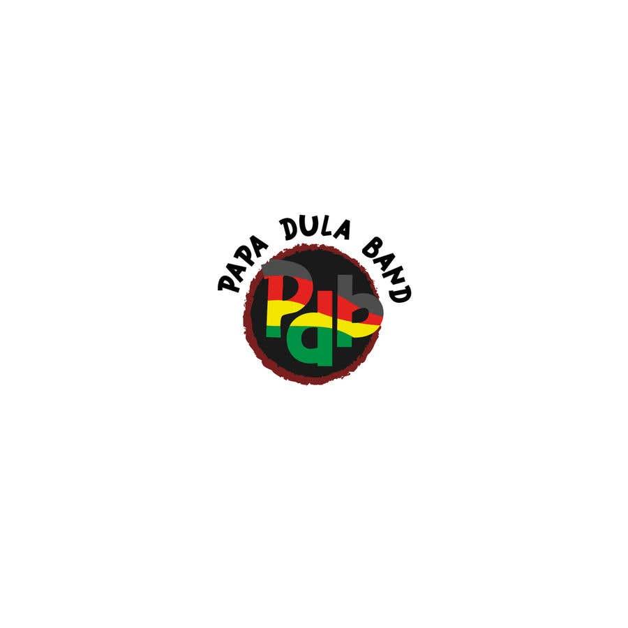 Bài tham dự cuộc thi #                                        134                                      cho                                         Bandlogo for a Reggae Band: Papa Dula Band