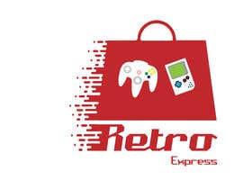 #62 cho Logo for Retro Game Store bởi amrkhaled32