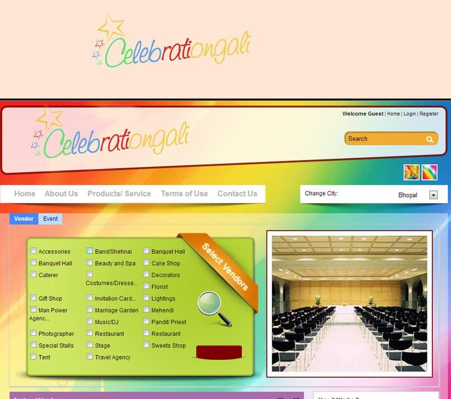 Bài tham dự cuộc thi #                                        15                                      cho                                         Logo Design for a new Web Portal