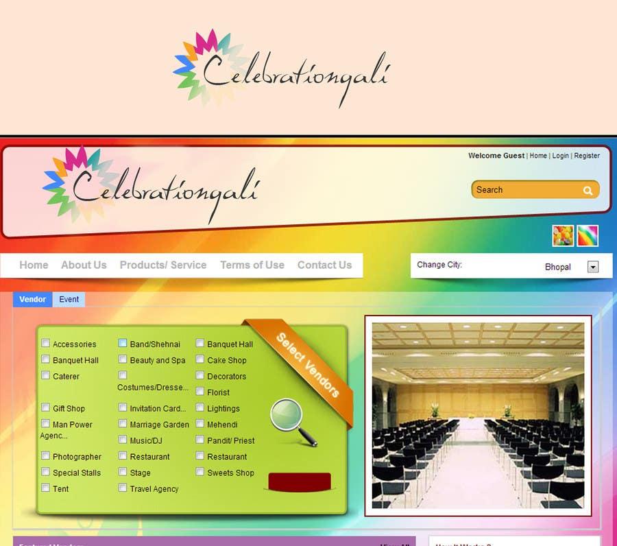 Bài tham dự cuộc thi #                                        16                                      cho                                         Logo Design for a new Web Portal