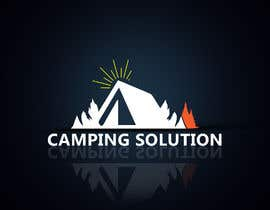 #260 for Logo / corporate identity design campingsolutions by ramizasultana610
