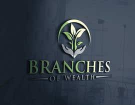 """#435 untuk Logo design """"Branches of Wealth"""" oleh ffaysalfokir"""