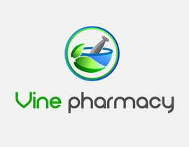 Nro 89 kilpailuun Design a Logo for a Pharmacy käyttäjältä jessebauman
