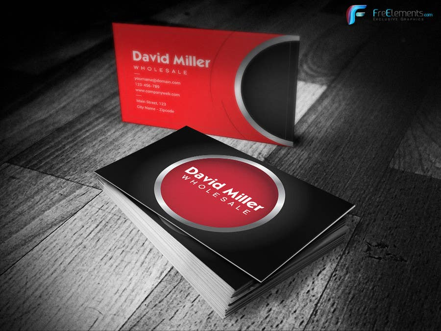 Kilpailutyö #12 kilpailussa Design some Business Cards for David Miller Wholesale