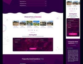 #62 for User-Experience Obsessed & Interactive Page Design for a Fun Brand by webstudioo