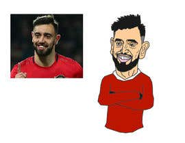 #241 for Funny Football Player Caricature by colonelrobin008
