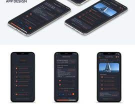 #62 для Design pages in an app using using wireframe as a guide от whatifdesignin