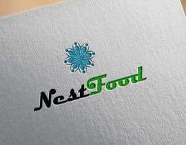 #45 for Build a logo for NestFood af navtt10