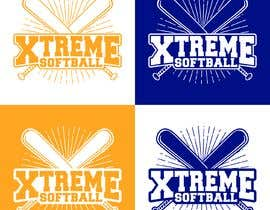 #219 for Softball Travel Team Logo Contest by LibbyDriscoll