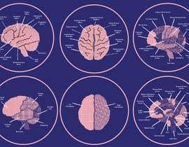 Nro 22 kilpailuun Create a set of consistent and sexy brain stickers käyttäjältä MessySpace