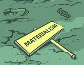 arzart tarafından Well-defined two cartoons which make fun of philosophical materialism için no 16