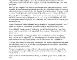 #56 untuk Kids story about a life lesson oleh farhanmomen