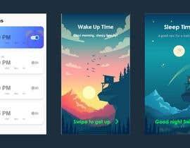 #7 for Nuit - Build an app screen design/prototype by samuramohammad