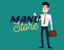 #33 para Logo para Manu Store de AndreaPerez98