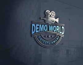 #60 untuk demo world entertainment logo design oleh dharmiks996