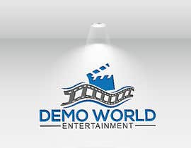 #43 untuk demo world entertainment logo design oleh hossinmokbul77