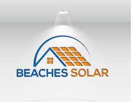 Nro 188 kilpailuun Beaches Solar - Logo Design käyttäjältä mdsorwar306