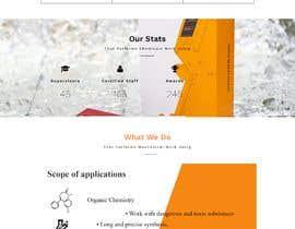 Nro 29 kilpailuun Build a landing page käyttäjältä auchityar21
