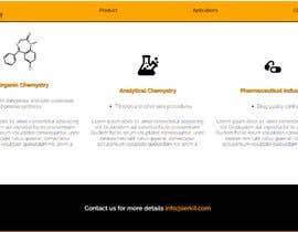 Nro 30 kilpailuun Build a landing page käyttäjältä branyervergarac