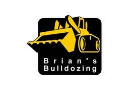 #22 untuk Logo Design for Bulldozing/Construction Company oleh habitualcreative