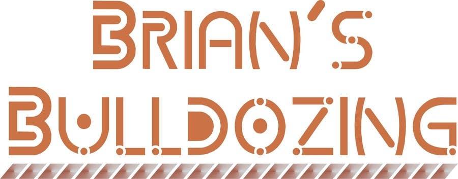 Proposition n°26 du concours Logo Design for Bulldozing/Construction Company