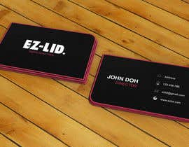 rohitnav tarafından Design some Business Cards for EZ-LID için no 43